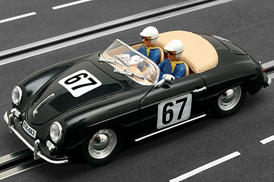 Carrera Showroom 50155 Ninco Porsche 356 A Mille Miglia