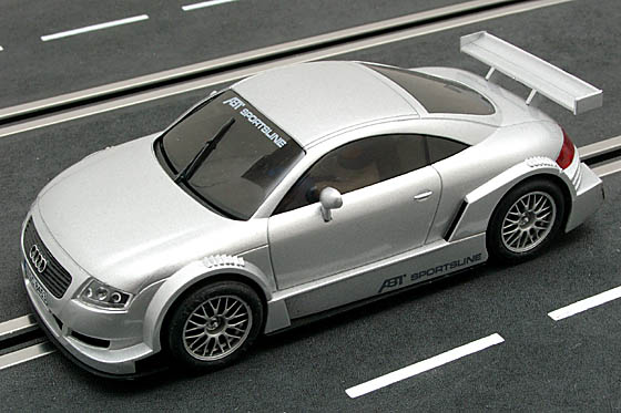 Carrera Showroom Ninco Audi Tt Abt