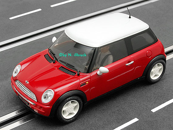 carrera showroom ninco mini cooper rot. Black Bedroom Furniture Sets. Home Design Ideas