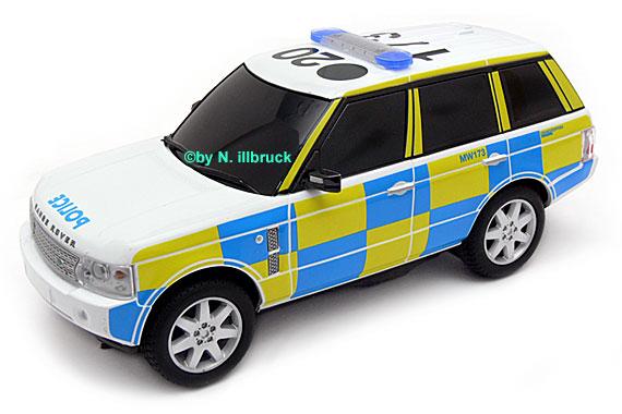 Range Rover Black >> Carrera Showroom: C2808 Scalextric Range Rover Police