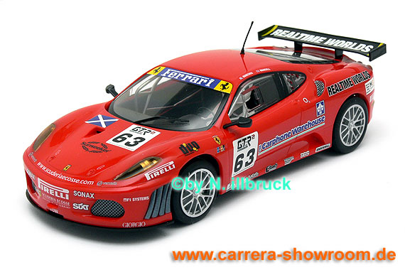 Carrera Showroom C3012 Scalextric Ferrari F430 Gt2