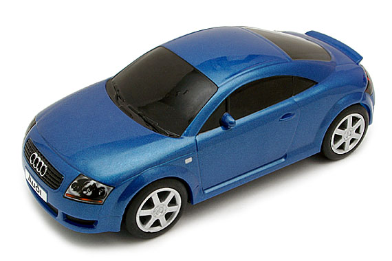 Carrera Showroom C2479 Scalextric Audi Tt Blau