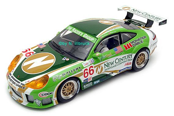 carrera showroom c2665 scalextric porsche 911 gt3r new