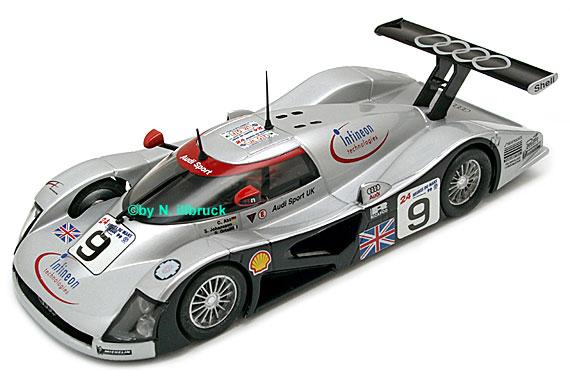 Carrera Showroom: Slot.it Audi R8C Race 1999